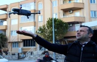 Muğla Ormanları Artık Drone ile Gözlenecek!