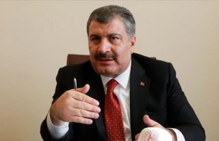 Sağlık Bakanı Fahrettin Koca'dan Eş Tayini...