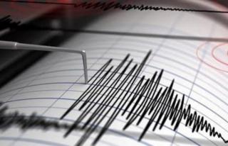 Şiddetli Sallandık: 5.6 Şiddetinde Deprem!
