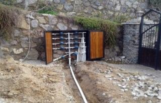 Bodrum'da 10 Bin Hanenin Su Sorunu Çözüldü