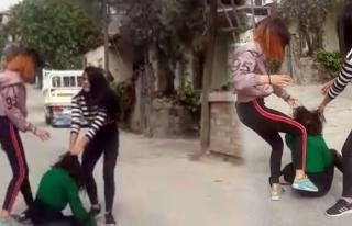 Denizli'de Terör Estiren Kızlar Yine Serbest...