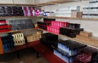 Marmaris'te 2 Milyon Liralık Kaçak Parfüm...