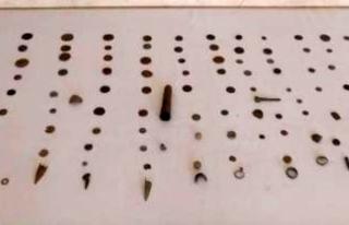 Yürüyen Müze: Üzerinden 127 Parça 'Tarihi...