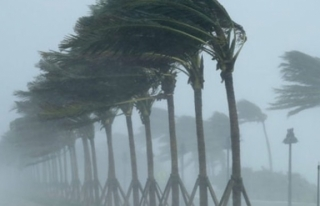 Antalya Burdur Isparta ve Muğla için Fırtına Uyarısı