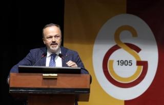 Galatasaray Başkan Yardımcısı: Korona Testim Pozitif...