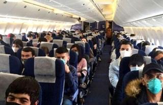 Irak'tan İstanbul'a Giden Uçak Ankara'ya...