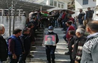 Kore Gazisinin Cenaze Töreni Korona Nedeniyle Sessiz...