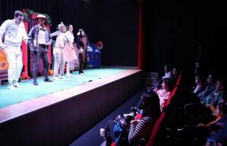 Menteşe Belediye Tiyatrosu'ndan Çocuklar İçin...