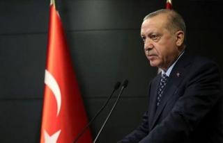 Erdoğan, Kabine Toplantısı Sonrası Açıklamalarda...