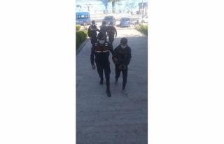 Milas'ta Motosiklet Hırsızları Tutuklandı