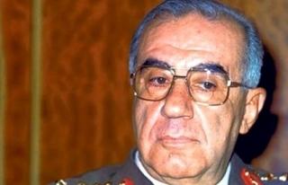 22'nci Genelkurmay Başkanı İsmail Hakkı Karadayı...
