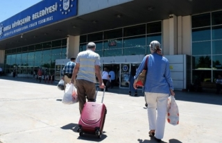 65 Yaş Üzerine Şartlı Seyahat İzni, Terminallerde...