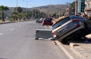 Bodrum'da Kazaya Sebep Olan Sürücü Kaçtı