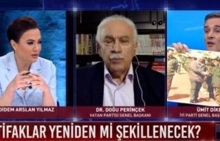 Canlı Yayında, Perinçek'e Öcalan'la...