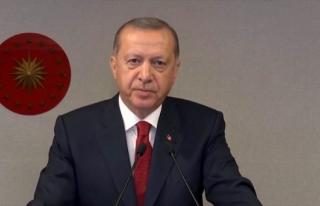 Erdoğan'dan Hakim ve Savcılara: Para Kazanmak...