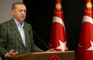 Erdoğan, Ramazan Bayramı'ndaki Yasaktan Muaf...