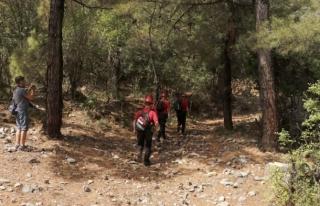 Fethiye'de Kaybolan Dağcı İçin Arama Çalışması...