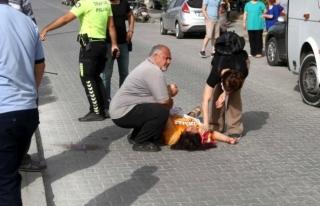 Fethiye'de Polisten Kaçan 15 Yaşındaki Kız...