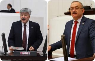 İYİ Partili Ergun ve Tatlıoğlu'ndan Ekonomi...