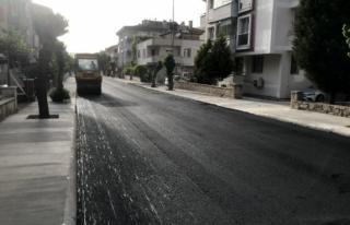 Menteşe'de Rıfat Ayaydın Caddesi Ulaşıma...