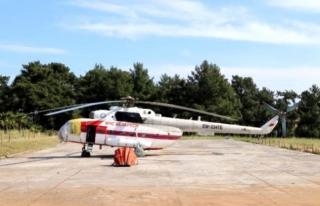 Muğla'da Orman Yangın Söndürme Ekipleri Teyakkuzda