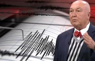 Prof. Dr. Ahmet Ercan'dan Muğla'ya Deprem...
