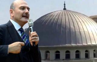 """Soylu: """"Minareden Müzik Çalanı Bulup Cami..."""