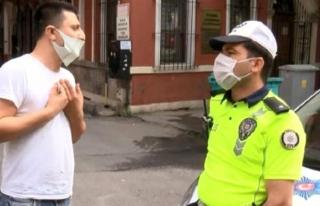 """Yasağa Rağmen Müşteri Alan Taksici: """"İnisiyatif..."""