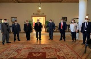 Muğlalı Muhtarlardan Başkan Gürün'e Teşekkür...