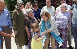 AK Parti Milletvekili Gökcan'dan Kurban Bayramı...