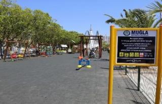 Bodrum Limanı'nda Çocuklara Özel 2 Oyun Parkı...