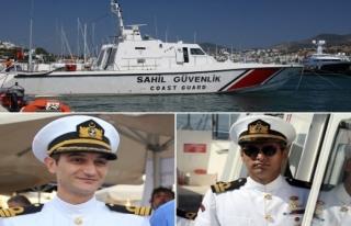 Bodrum Sahil Güvenlik Komutanlığı'nda Görev...