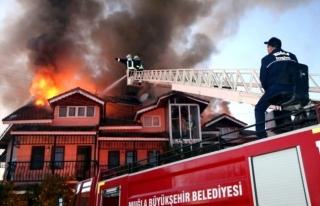 Büyükşehir İtfaiyesi Bin 508 Olaya Müdahale Etti