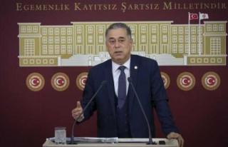 """CHP Muğla Vekili Özcan: """"Milli Gelir 2 Yılda..."""
