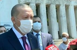 Cumhurbaşkanı Erdoğan Kurban Bayramı İçin Uyarıda...