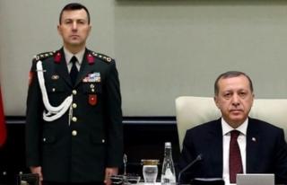 Erdoğan'ın Eski Başyaverine Ağırlaştırılmış...