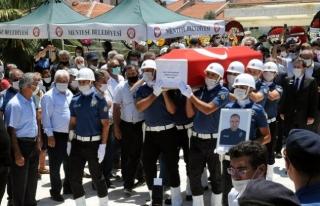 Eskişehir'de Şehit Olan Muğlalı Polis Cengiz...