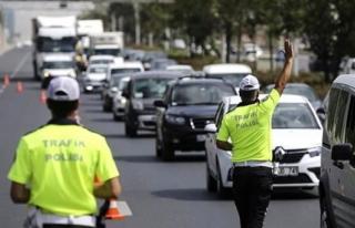 İçişleri'nden Kurban Bayramı İçin Trafik...