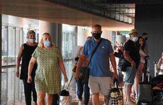 İngiliz Turistler İçin Güvenli Tatilin Adresi...