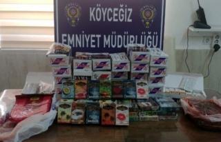 Köyceğiz'de Kaçak Tütün Operasyonu