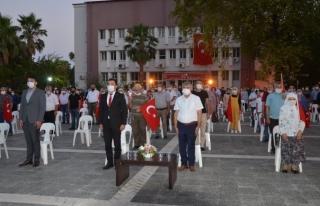 Köyceğiz'de 15 Temmuz Demokrasi ve Milli Birlik...