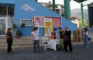 LÖSEV'den Fethiye'deki Hastalara Gıda...