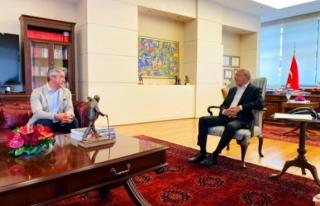 Marmaris Belediye Başkanı Mehmet Oktay, Kemal Kılıçdaroğlu...