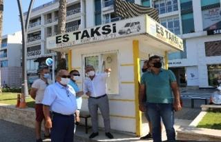 Marmaris Belediye Başkanı Oktay'dan Taksicilere...