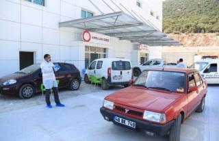 Milas'ta, Hastanenin Gece Bekçisi, Taşeron...