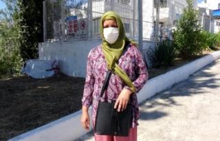 Milas'ta Köpeklerin Saldırısına Uğrayan Kadın...