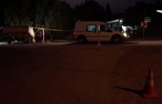 Ortaca'da Polisten Kaçan Sürücü Bahçe Duvarına...