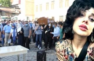 Pınar Gültekin'in Cenazesinde Dikkat Çeken...
