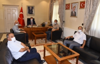 Saadet Partisi İl Yönetiminden Vali Orhan Tavlı'ya...