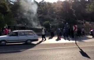 Son Dakika: Askerleri Taşıyan Otobüs Devrildi 5...